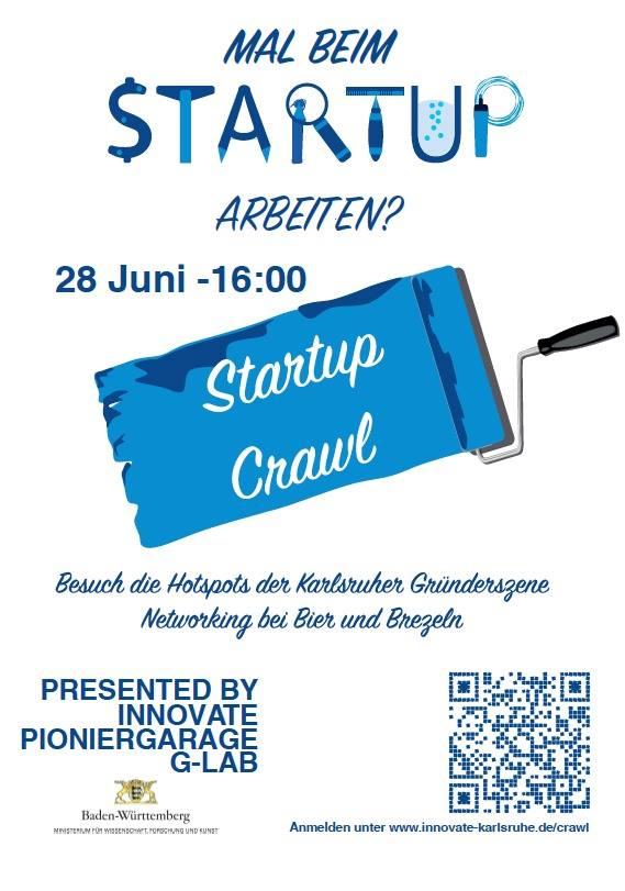 Startup-Crawl